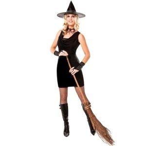 NIP Smokin' Hot Witch Costume Size L (12-14)